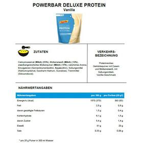 PowerBar Deluxe Protein Beutel 500g Vanilla